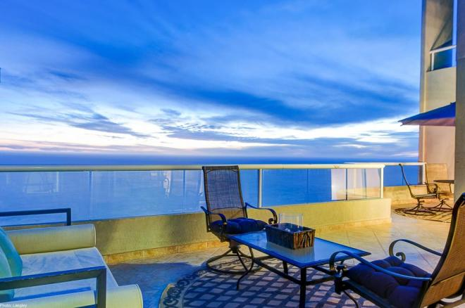 Oceanfront Penthouse for Sale in Rosarito Beach