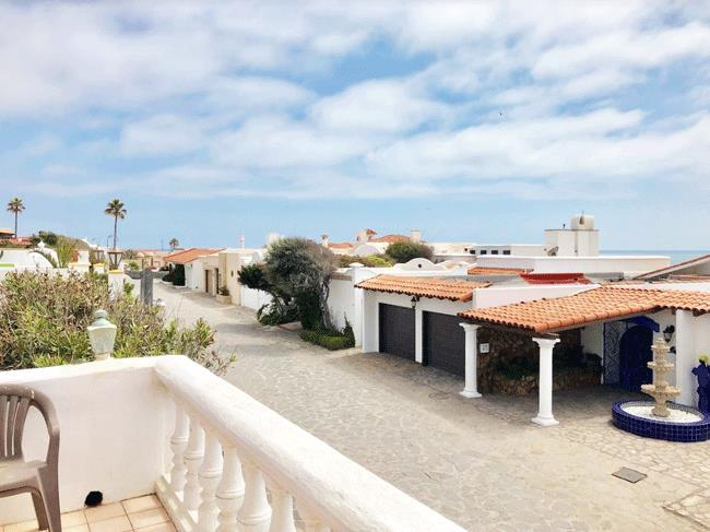 Ocean View Home For Sale in Castillos del Mar, South Rosarito Beach
