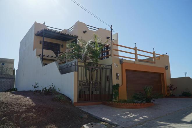 Ocean View Home For Sale in Villas San Pedro, Rosarito Beach