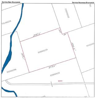 Pollett River Road West, Greater Elgin, New Brunswick