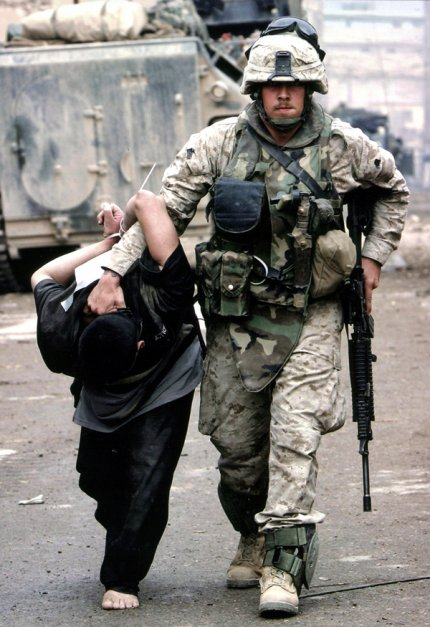 Fallujah, Irak. Kuvaaja Anja Niedringhaus