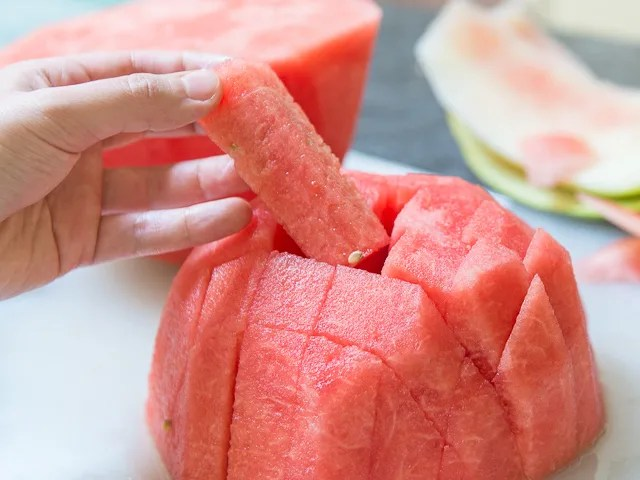 watermelon is full of vitamins and wont increase weight