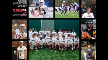 Quarterback Training Camps for youths in Virginia Beach and Northern Virginia