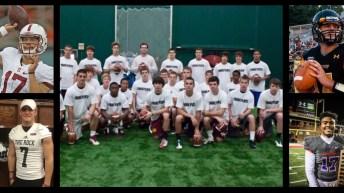 Best Quarterback Training Camp in Pa, Va, MD, DC www>mediaVizual.com/bestquarterbackcamps