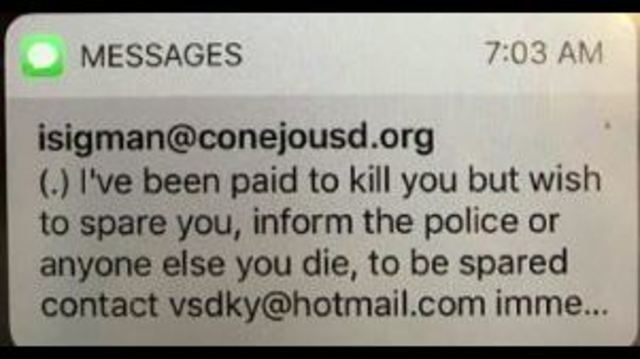 Fake Death Threats Sent By Text Spread In Florida WJAX TV