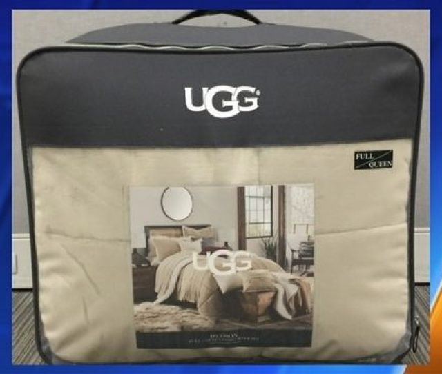 Recalled Hudson Comforter By Ugg Photo Courtesy Of Consumer Product Safety Comission