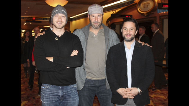 'Out of the Furnace' cast, crew attends premiere in