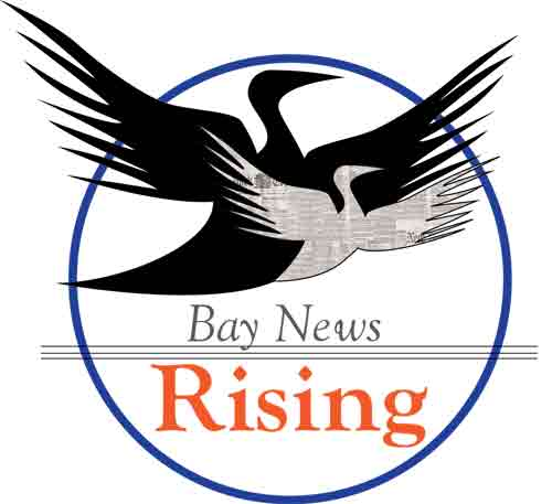 Bay News Rising logo