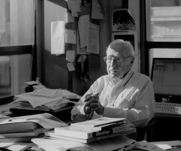 David Perlman, beloved San Francisco Chronicle science editor and longest-ever Guild member, dies at age 101