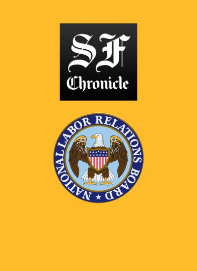 Chronicle excludes Guild members from paid MLK Day holiday; Guild files unfair labor practice charges