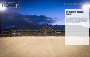 Livingston Montana Ranch Website Design and Development