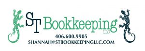 Logo Design for Bozeman Bookkeeper