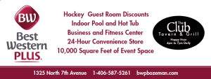 Banner Design for Bozeman Hotel