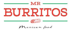 Logo design for MR Burritos restaurant in Bozeman MT