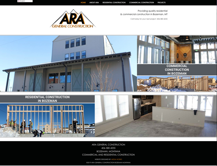 Website-design-for-local-bozeman-construction-company
