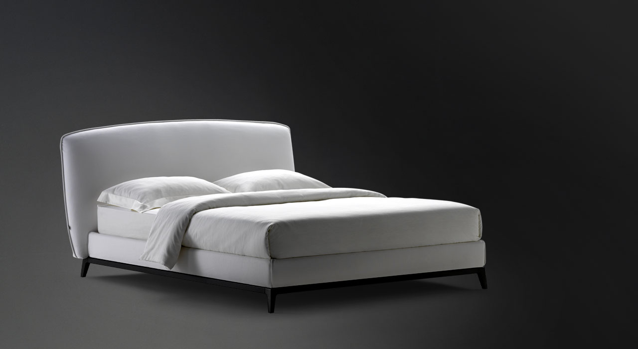 leather armchair covers wheelchair with commode flou bed - olivier