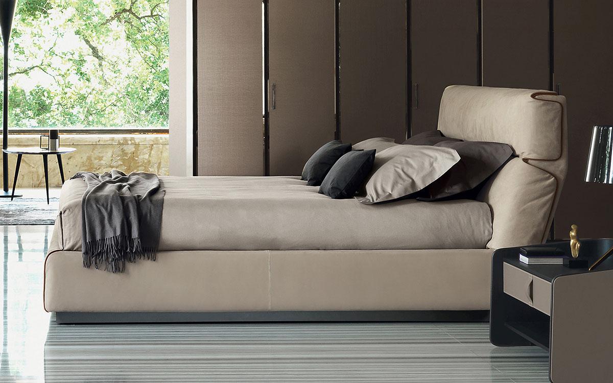 plaid sofa cushions camden grey linen flou - gentleman beds