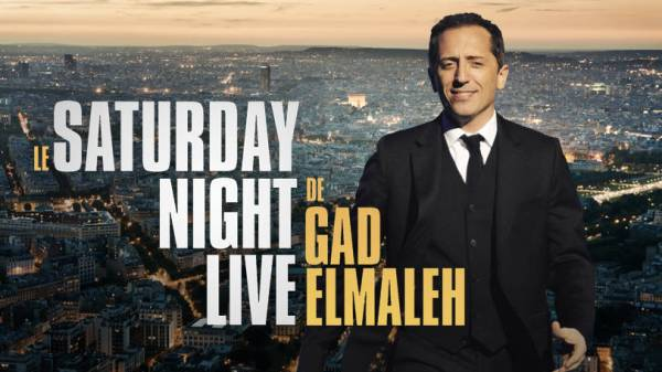 """Le Saturday Night Live de Gad Elmaleh"" : M6 lance son late-show le 5 janvier 2017 en prime"