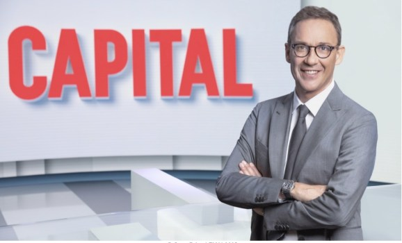 M6 : Julien Courbet arrive aux manettes de Capital le 16 septembre
