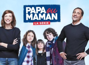 Papa ou maman M6 film Emilie Caen Florent Peyre adaptation synopsis pitch