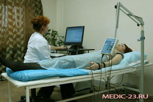 Диагностический центр «Импульс-мед» город Краснодар