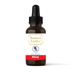 Dr. Bach kapljice allergy 30 ml