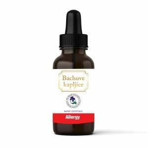 Dr. Bach kapljice allergy 30 ml