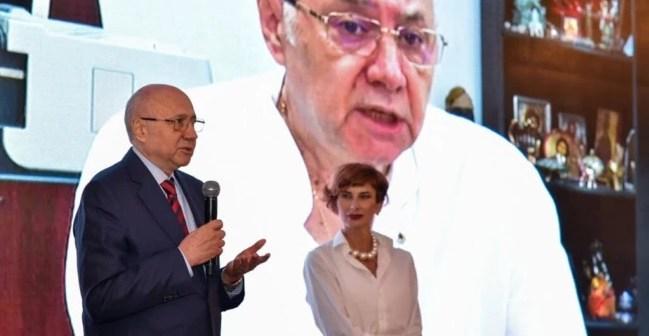 Prof. dr. Irinel Popescu, Premiul pentru Excelență în Medicină la Gala Elitelor Medicale