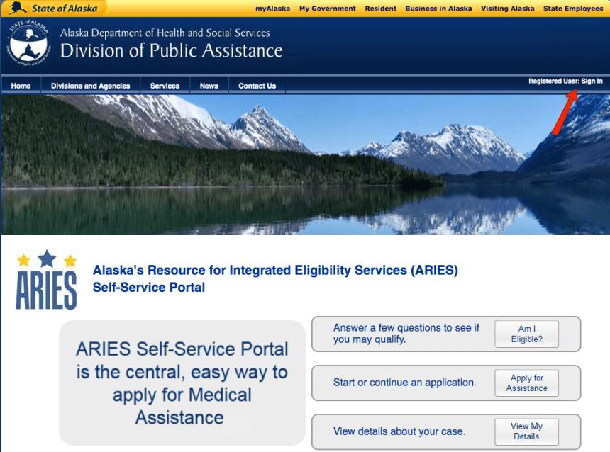 """""""Apply for Alaska Medicaid Online"""""""