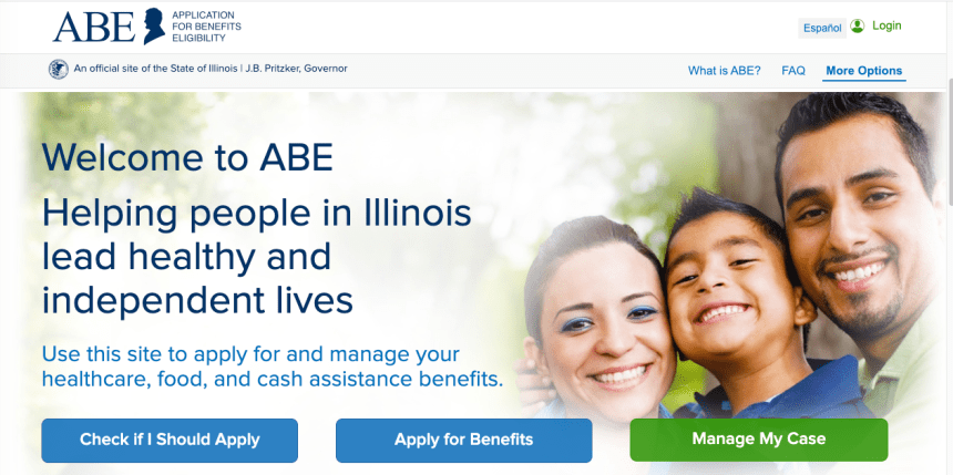 """""""Apply for Illinois Medicaid Online"""""""