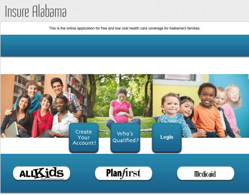 """""""Apply for Medicaid Online in Alabama"""""""