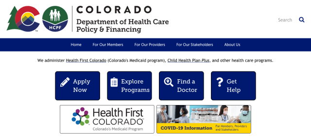 """""""Apply for Medicaid Online in Colorado"""""""