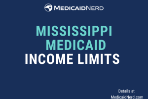 """What are the income limits for Medicaid in Mississippi"""