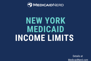 """What are the income limits for Medicaid in New York"""