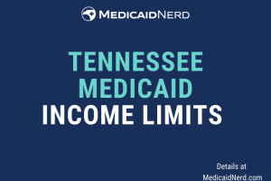 """What are the income limits for Medicaid in Tennessee"""
