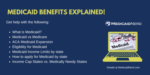 """""""Medicaid Benefits Explained"""""""