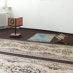 مسجد - مصح داركوف - علاج طبيعي