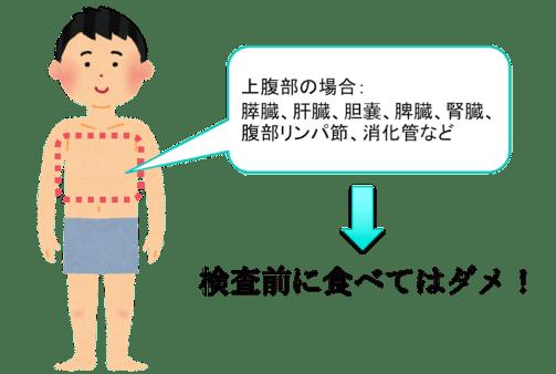 meal pre abdominal echo figure2