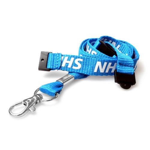 NHS Lanyard (Double Breakaway)