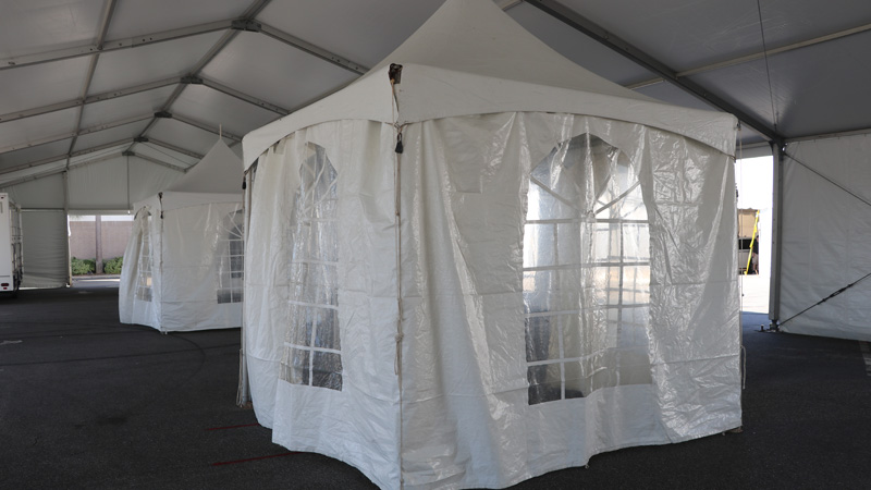 Structures and Tents