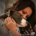 Sapphire will always love her foster mom