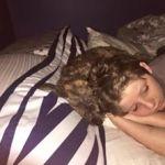 Skeeter nap time