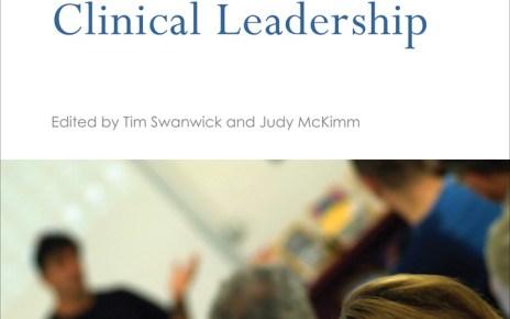 ABC of Clinical Leadership pdf