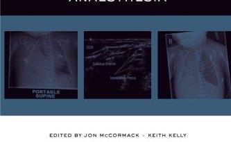 Oxford Case Histories Anaesthesia PDF