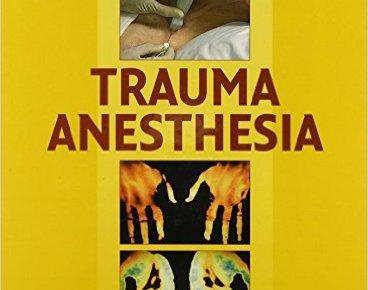 Trauma Anesthesia PDF