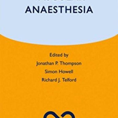 Vascular Anaesthesia