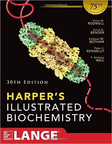 Harper's Illustrated Biochemistry 30th Edition PDF