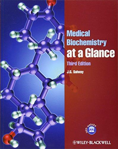 Medical Biochemistry at a Glance 3 edition