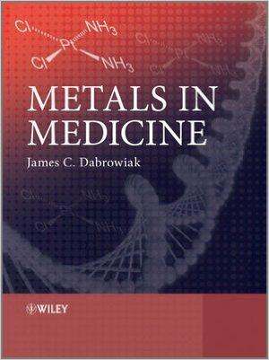 Metals in Medicine 1st Edition PDF