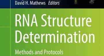 RNA Structure Determination PDF